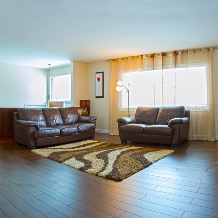Interior design in a new house Stock Photo - 19001681