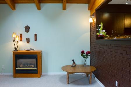 Interior design in a new house Banco de Imagens - 19799282