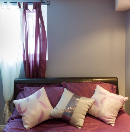 Bedroom interior design in a new house. Stock Photo - 20386066