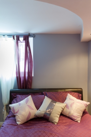 Bedroom interior design in a new house. Stock Photo - 20386071