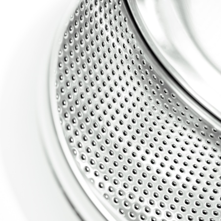 Washing machine drum interior photo