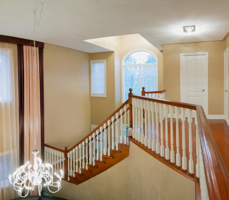 Hallway interior design in a new house Stock Photo - 22348781