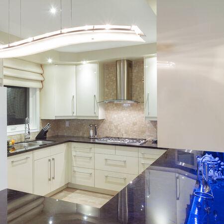 Inter design of modern kitchen Stock Photo - 24097601