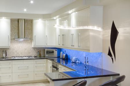 Interior design of modern kitchen Stock Photo - 24265560