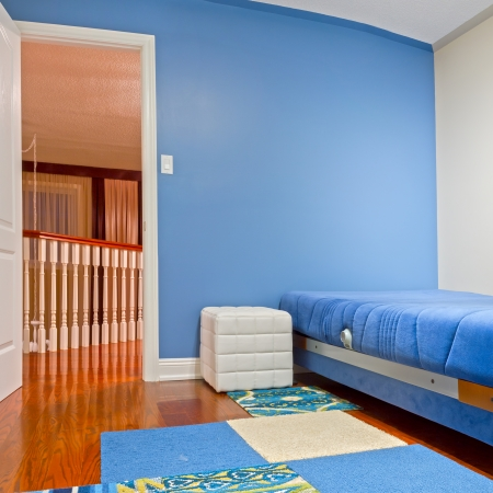 bedroom wall:  Interior design of Childrens room
