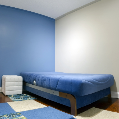 Interior design of Childrens room photo