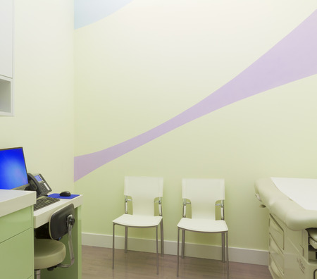 Doctor Office Interior Design photo