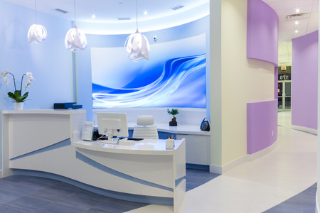 Reception Interior Design