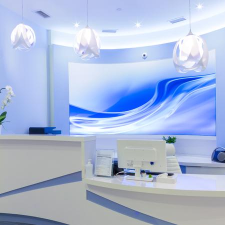 Reception Interior Design
