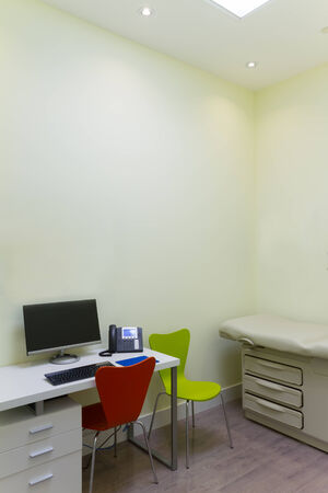 opthalmascope: Doctor Office Interior Design