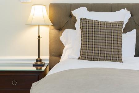 Bedroom modern interior photo