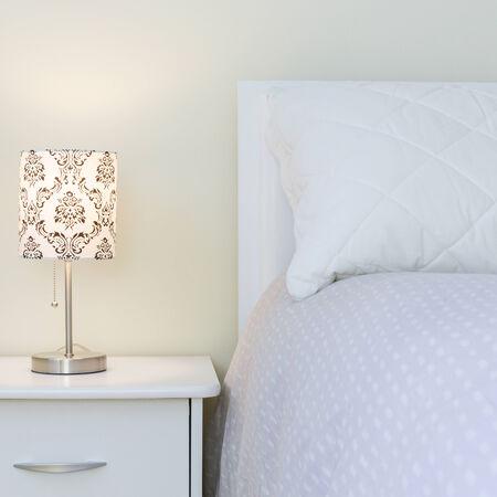 Bedroom  interior design in white colors Stock Photo - 27543532