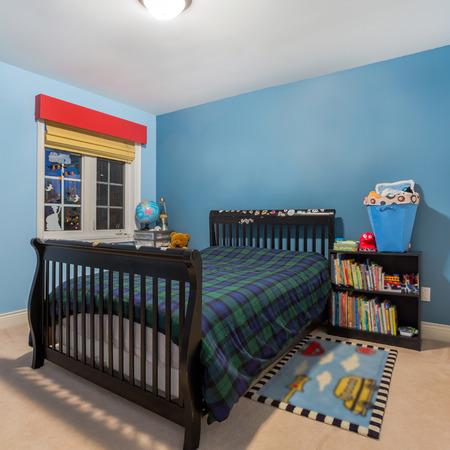 Children room interior design