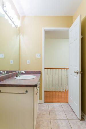 bathroom interior: Bathroom Interior Design Stock Photo