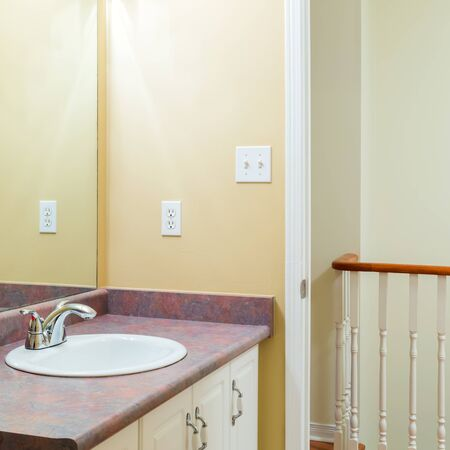 bathroom interior: Bathroom Interior Design Stock Photo