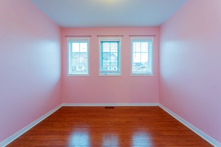 furniture home: Empty  Bedroom after renovation in a New House