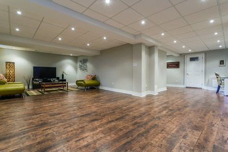 Piwnica Projektowanie wnętrz w nowym domu