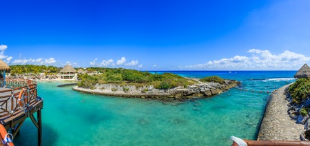 playas tropicales: Playa del Caribe en México