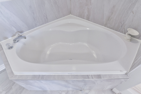 White small jacuzzi
