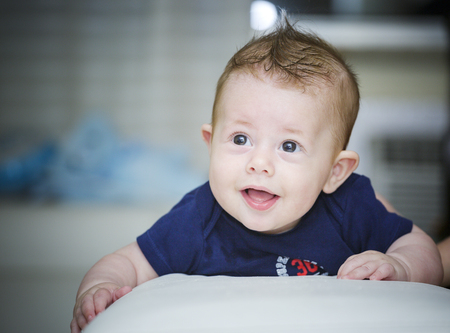 Sweet baby boy Banco de Imagens