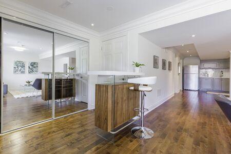 Basement Interior design Banco de Imagens