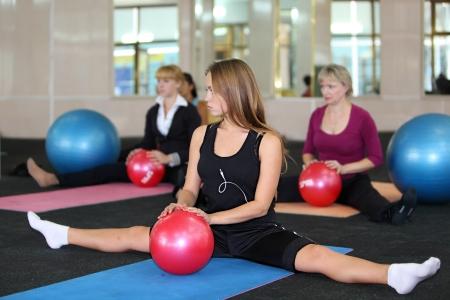 balance beam: Mass sport for health