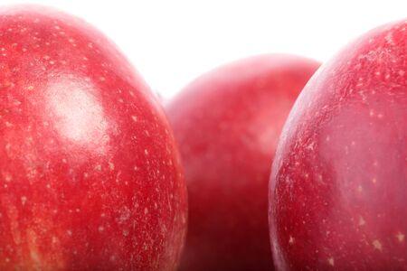 Red Apple Nahaufnahme