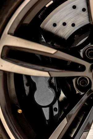 sports car brake system