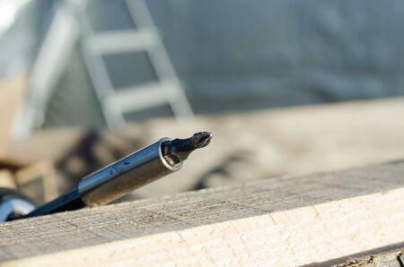 screwdriver the screwdriver, close-up