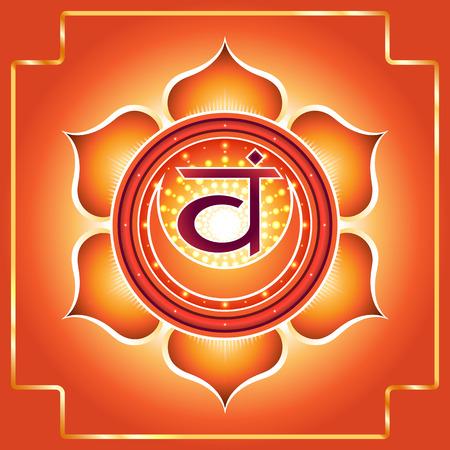 chakra: Chakra Svadhisthana