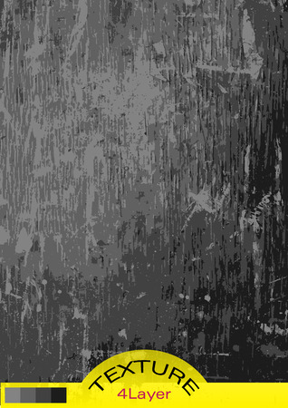 plywood: Vector illustration texture of plywood. Four-layer texture of an old wooden cover with traces of scratches and dirt.