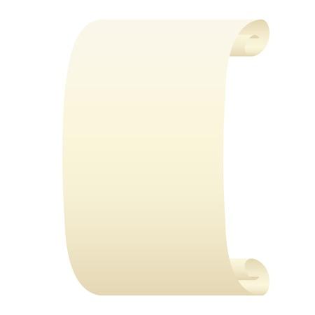 vellum: Scorrere su uno sfondo bianco.