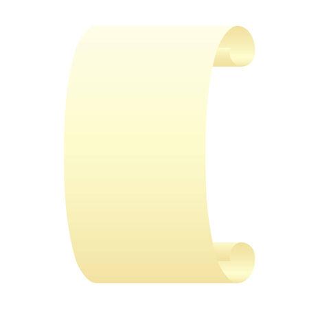vellum: Scorrere su uno sfondo bianco