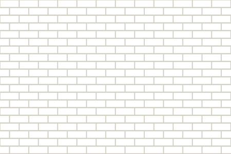 The vector illustration of seamless brick background. Vector Illustration