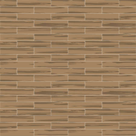 Vector illustration Seamless of wooden parquet.