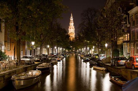 canal house: Notte a piedi e visita della citt�, lungo le strade di Amsterdam