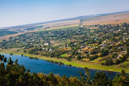 hydrocarbon: Nature, beautiful river that runs through town