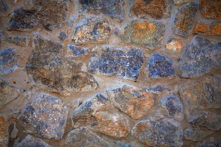 stone mason: Masonry stone, beautiful stone background Stock Photo