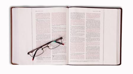 cognicion: p�ginas del libro con la plata en un fondo blanco
