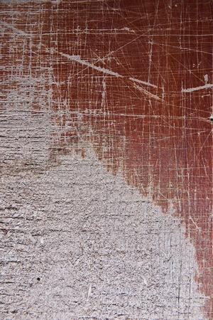 chipboard: Old Damaged Plywood Cracked Grunge Background chipboard