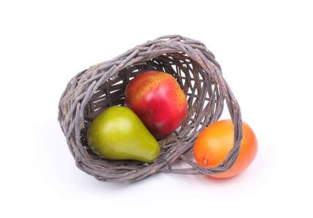 fruitmand: Fruit basket
