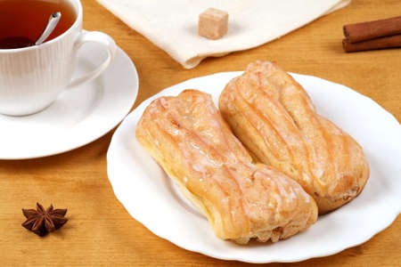 Cake for tea Stock Photo - 18792928