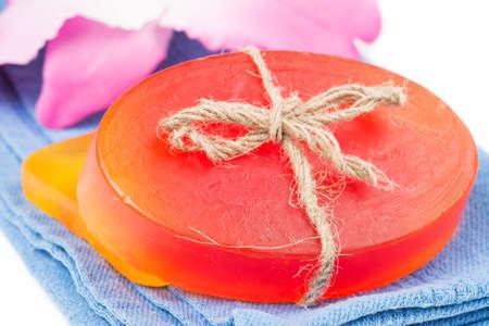 handmade soap: Handmade soap Stock Photo