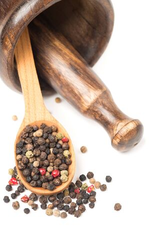 Set for grinding spices Stock Photo - 19088898