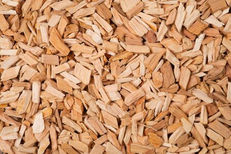 Splinters of wood - background Stock Photo