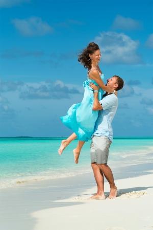 Honeymoon in the Maldives. Lhaviyani Atoll Editorial