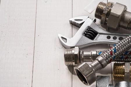 水栓の接続配管ツールです。