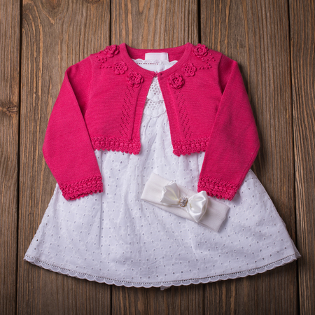bolero: Dress and Bolero for babies