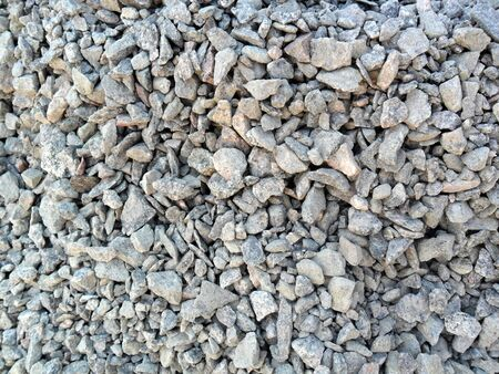 applicable: Texture crushed stone,applicable for background design Stock Photo