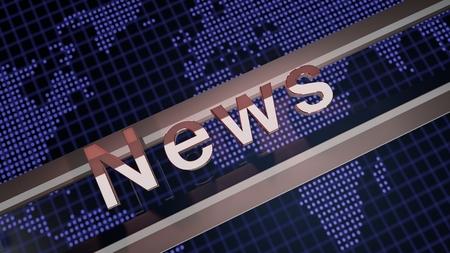 news background: news background
